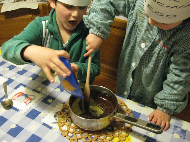 Asturianinos de cocinillas