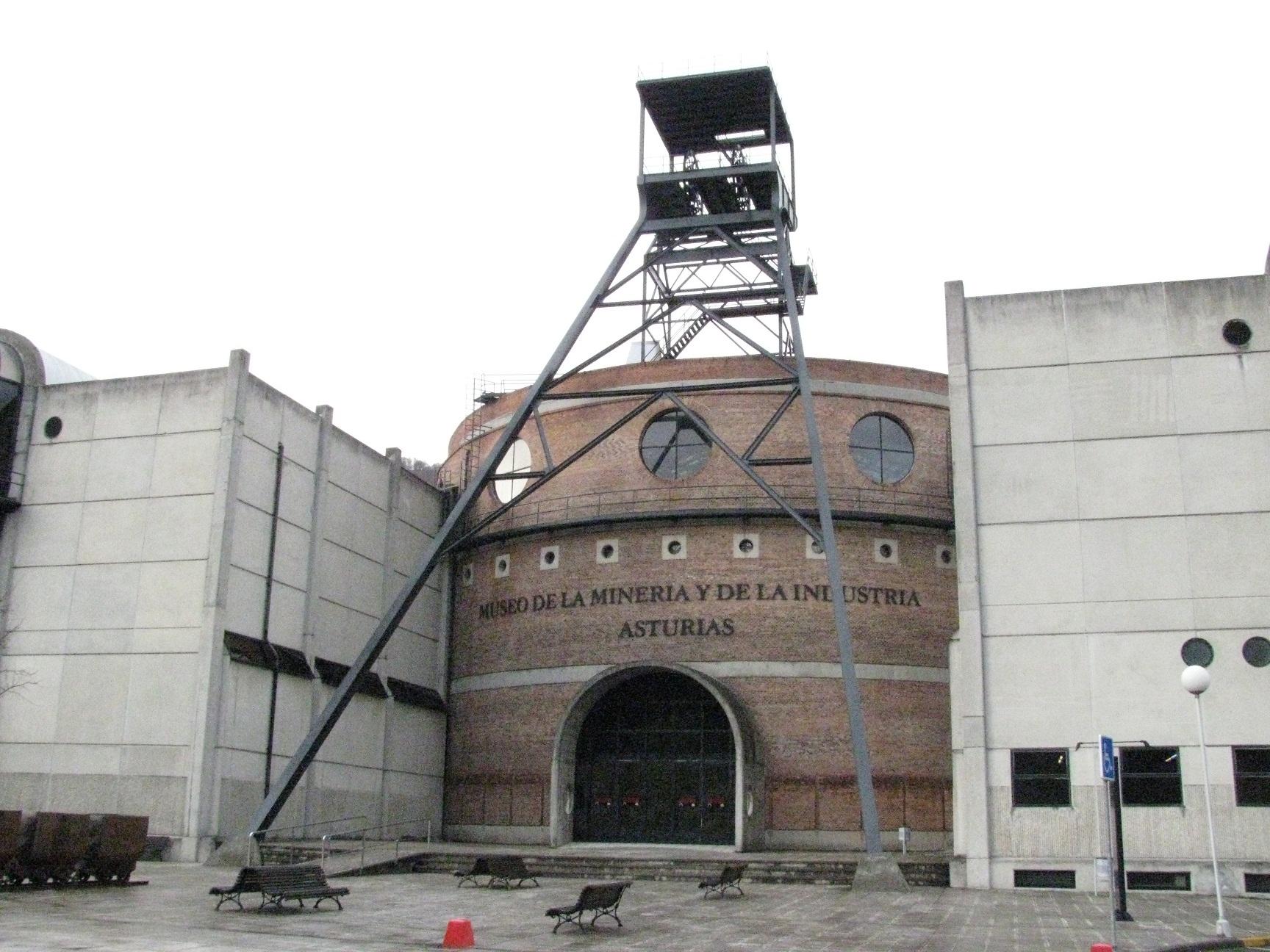 Museo de la Minería y de la Industria, Asturias